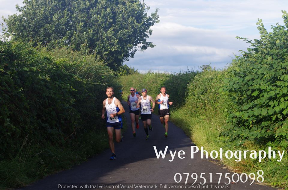 Event Results — Wye Valley Runners
