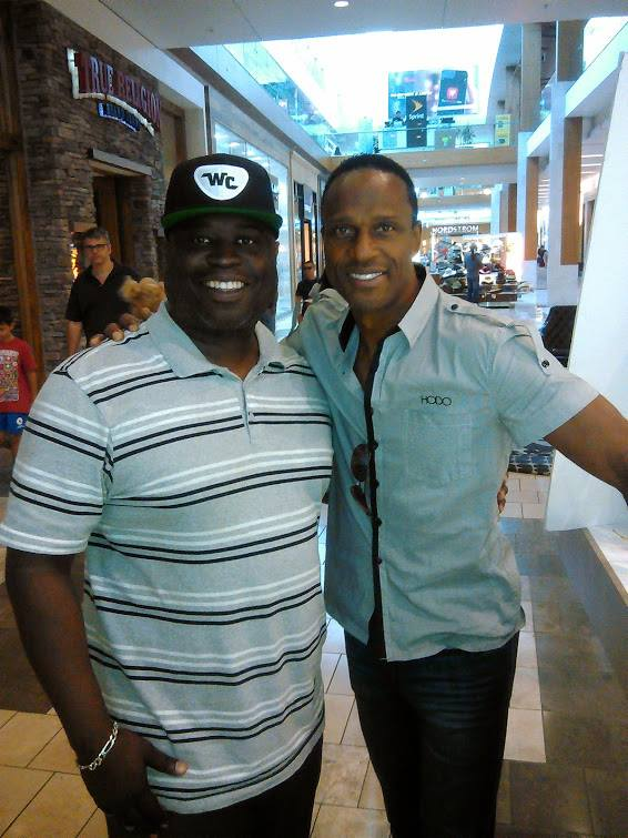 Lucian and Willie Gault