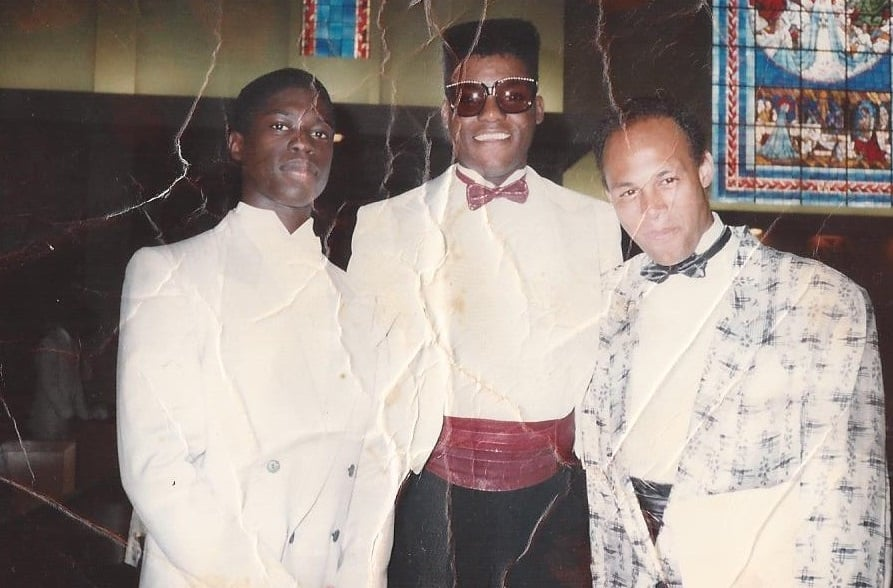 Lucian,Carl Lewis and Narada