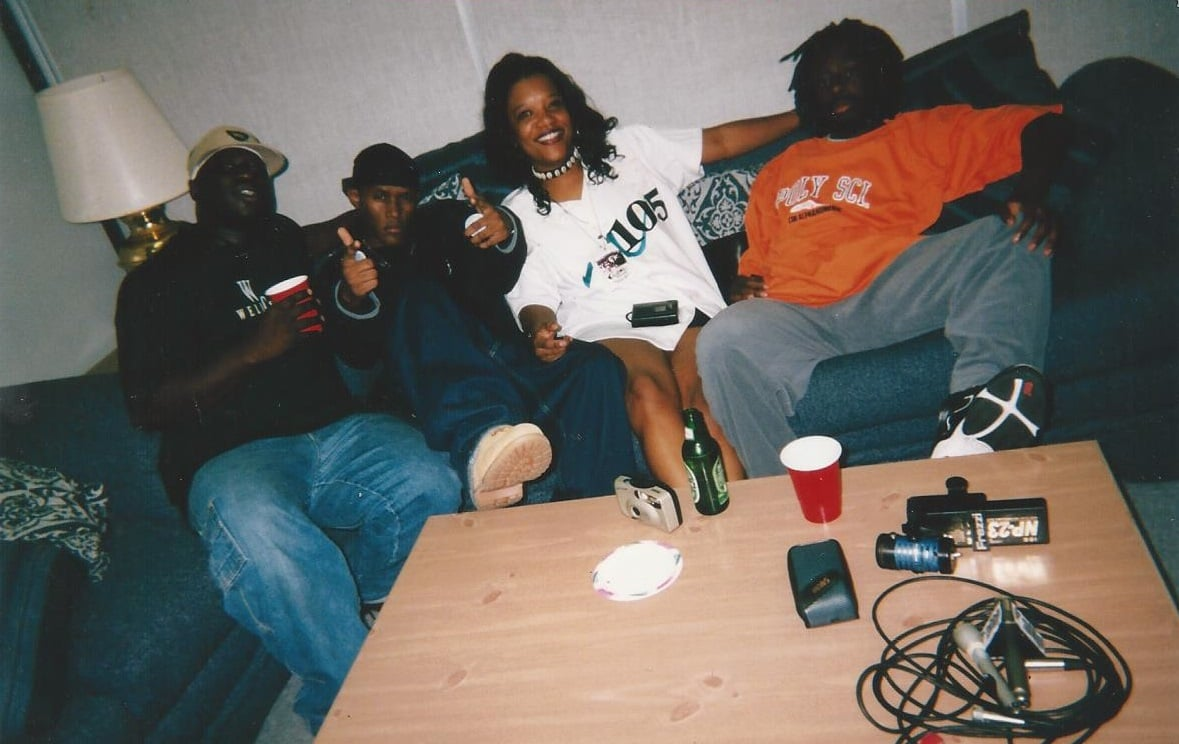 Lucian, Canibus and WyClef