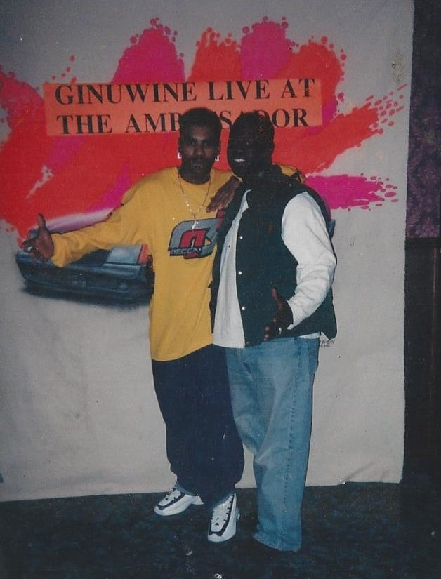 Ginuwine and Lucian