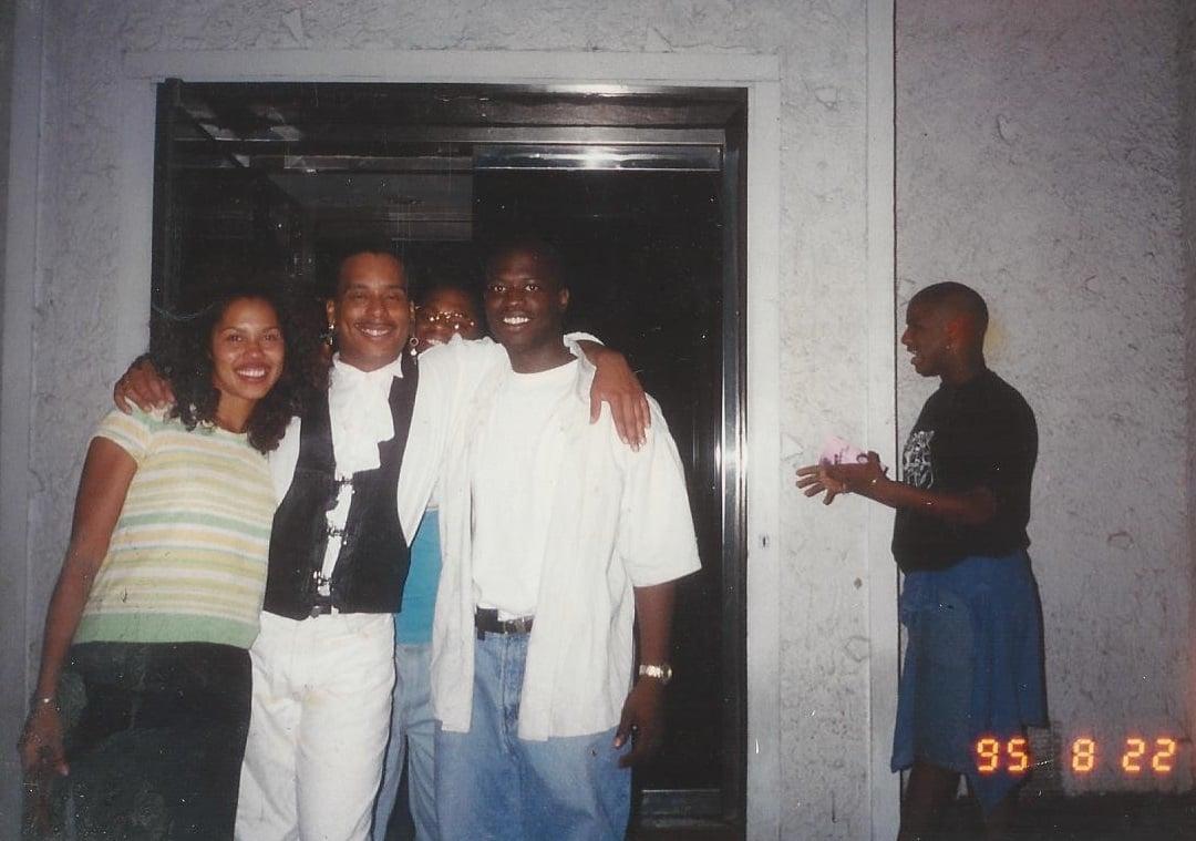 Sheila, Willi Ninja and Lucian