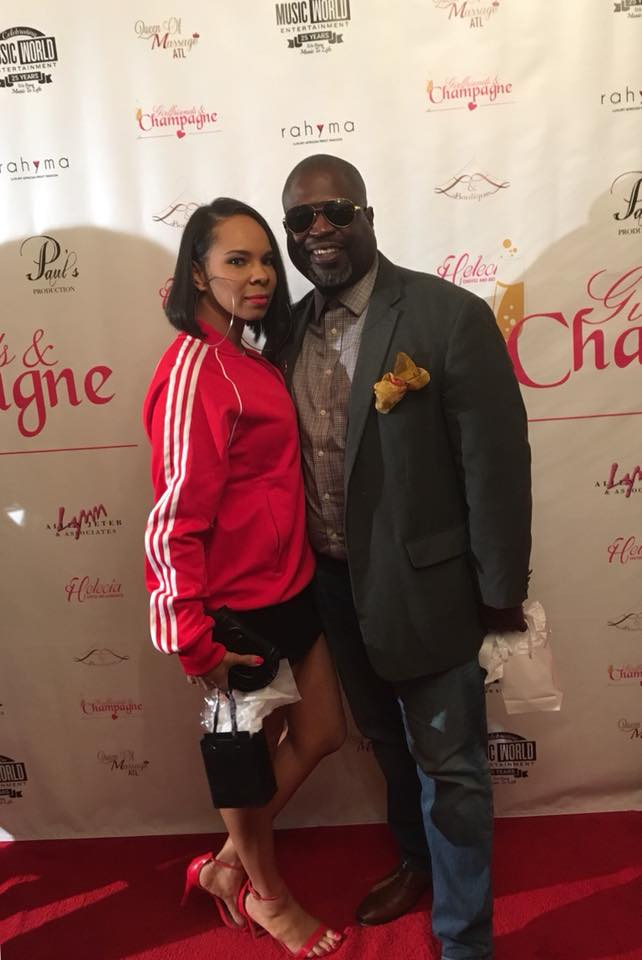Cherie Johnson and Lucian
