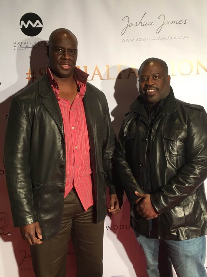 Isaac C Singleton Jr and Lucian
