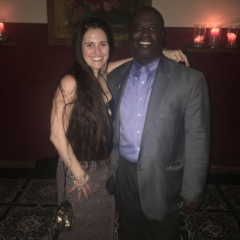Jennifer Robyn Laskey and Lucian