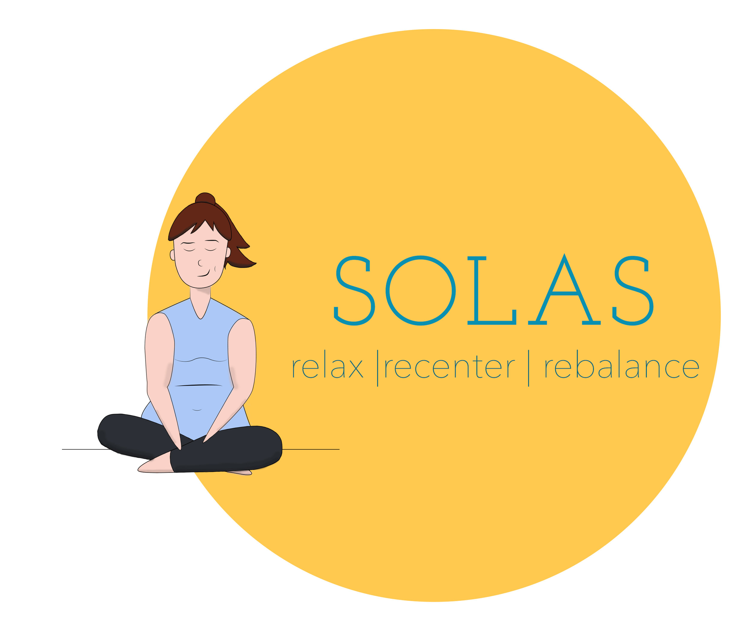 SOLAS APP - Meditation app for kids with ADHD & their parents