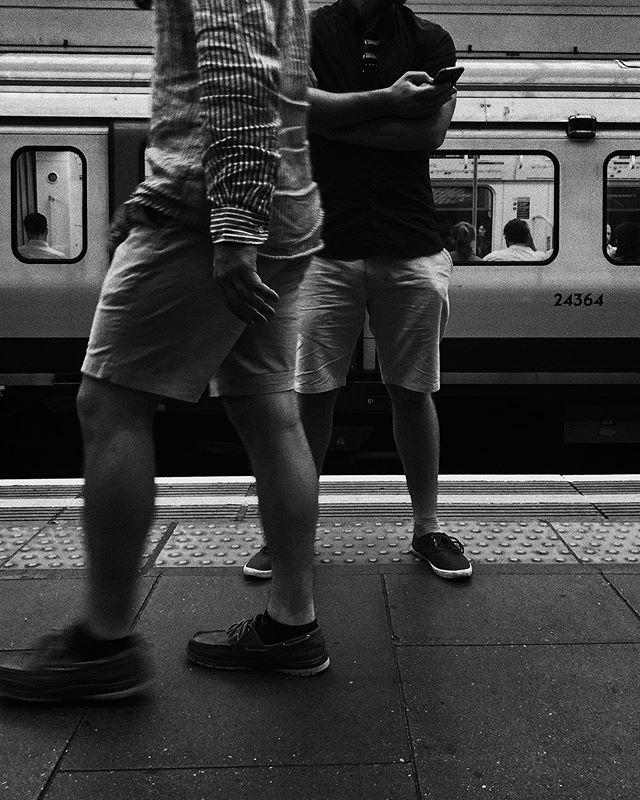 dudes & the district line