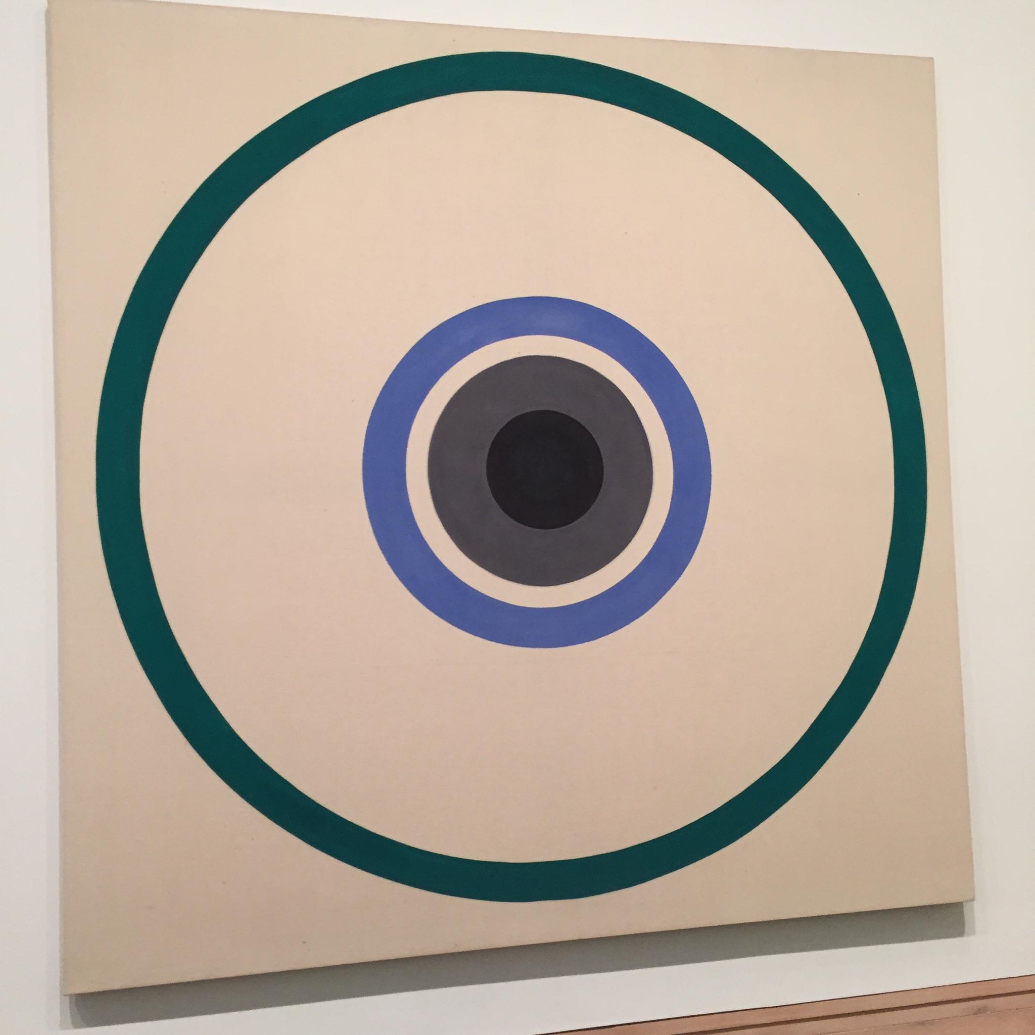 Modern art at the Met