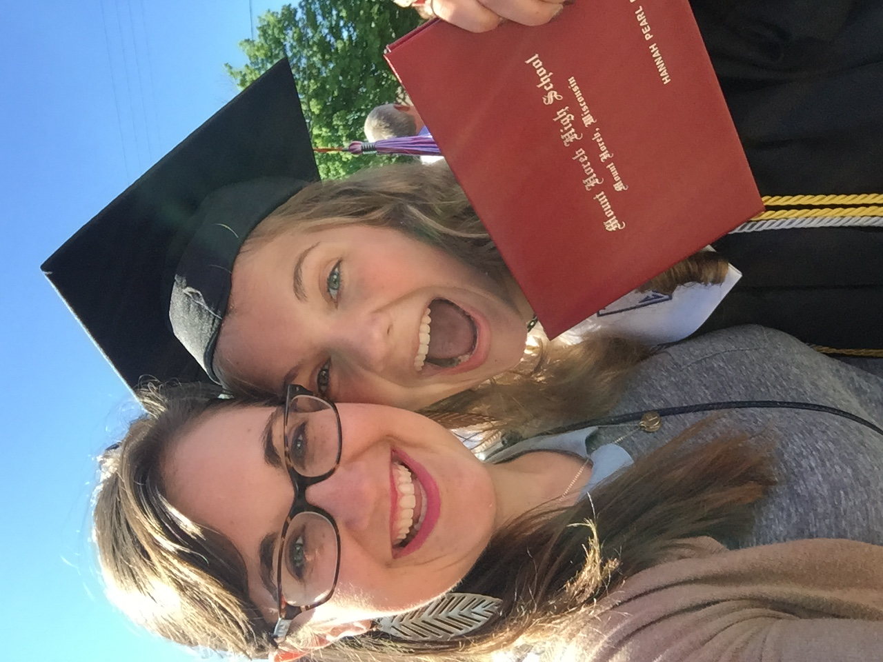 SHE DID IT!