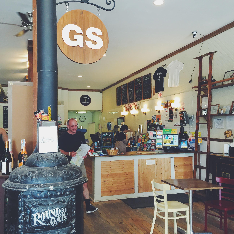 General Store, Greenwood, IL