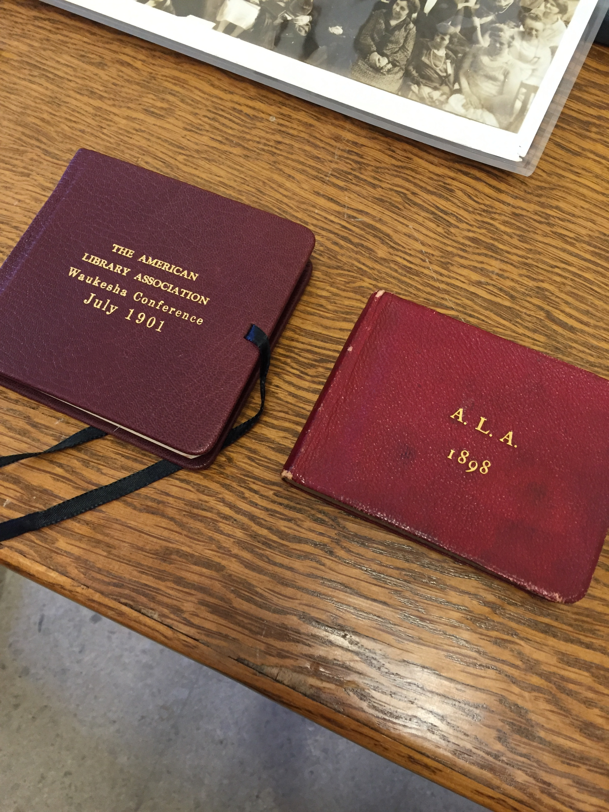ALA Archives findings