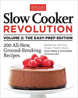 The slower cooker book ( find it here on Amazon ).