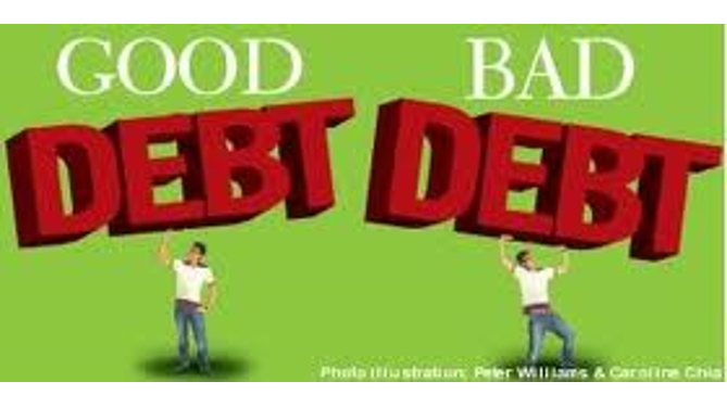 good debt and bad debt Resized