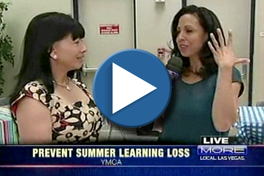 Andson on MORE - June 23rd, 2014  Summer Learning