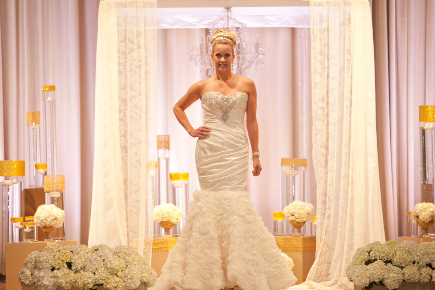 wedding fashion and gowns at The San Diego Wedding Party