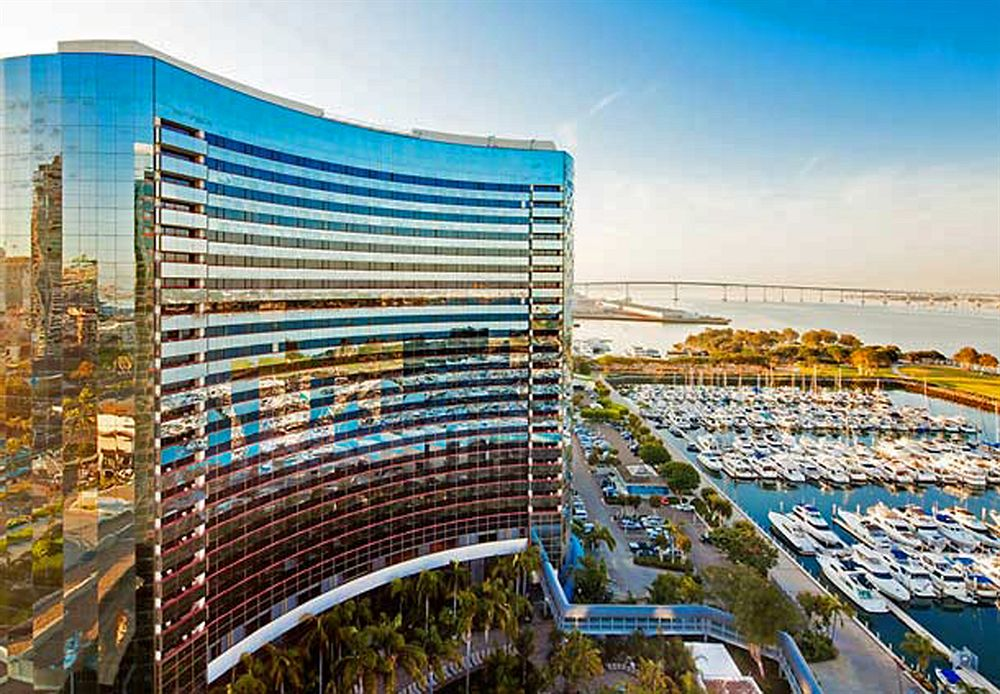 the beautiful Marriott Marquis San Diego - one of only size Marquis properties int he world!