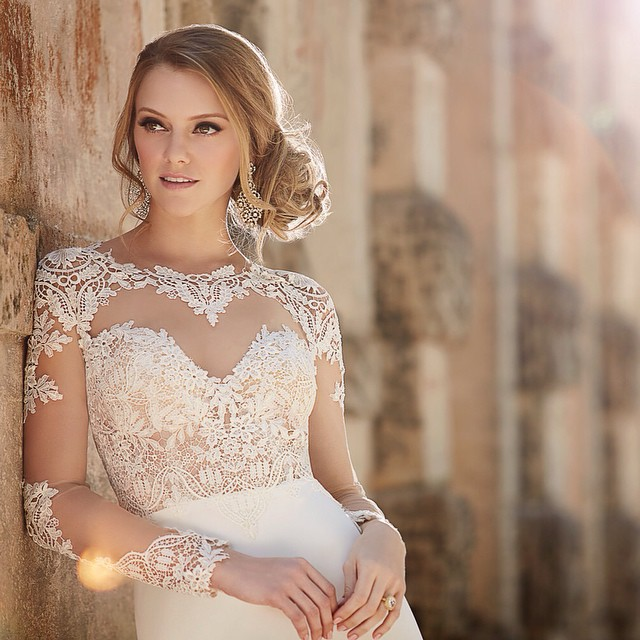 a real bride