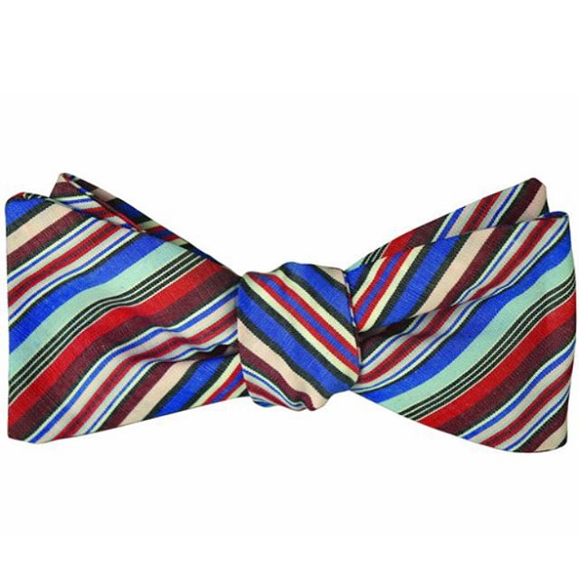 how to tie a bowtie by ZB Savoy Bowtie Company