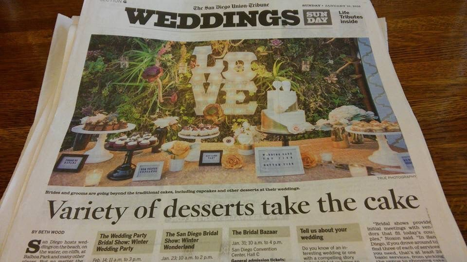 Union Tribune Wedding Cake Jan 2016 article.jpg