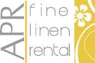 APR Fine Linens Rentals