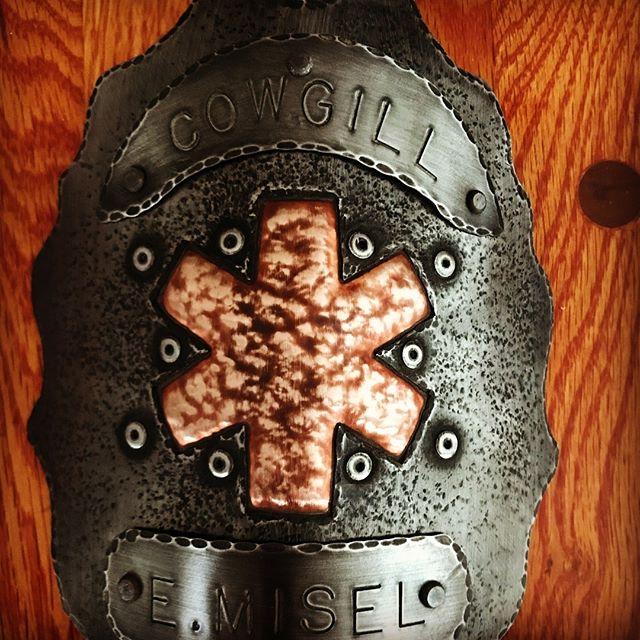 Helmet fronts. #nickberardistudios #firefighter #firefighting #brotherhood