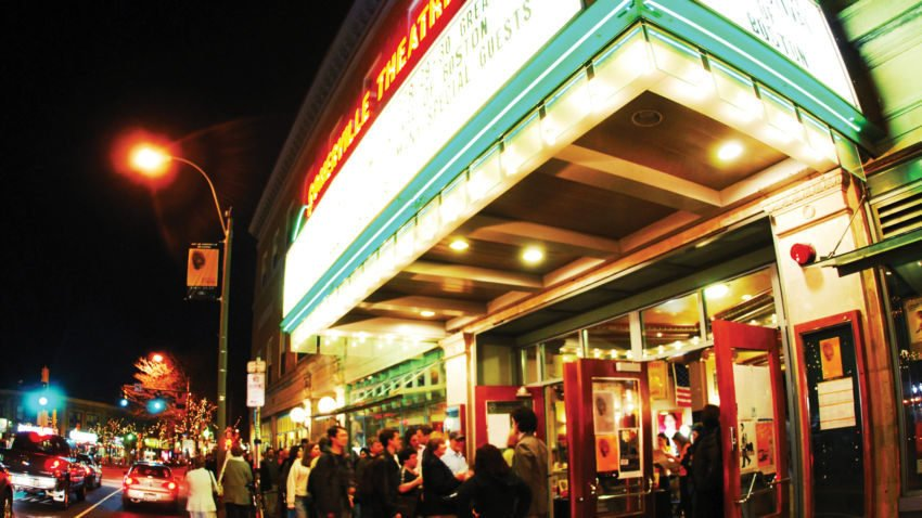 Behind the scenes of three of the Boston area's historic movie theaters - APR. 24, 2018