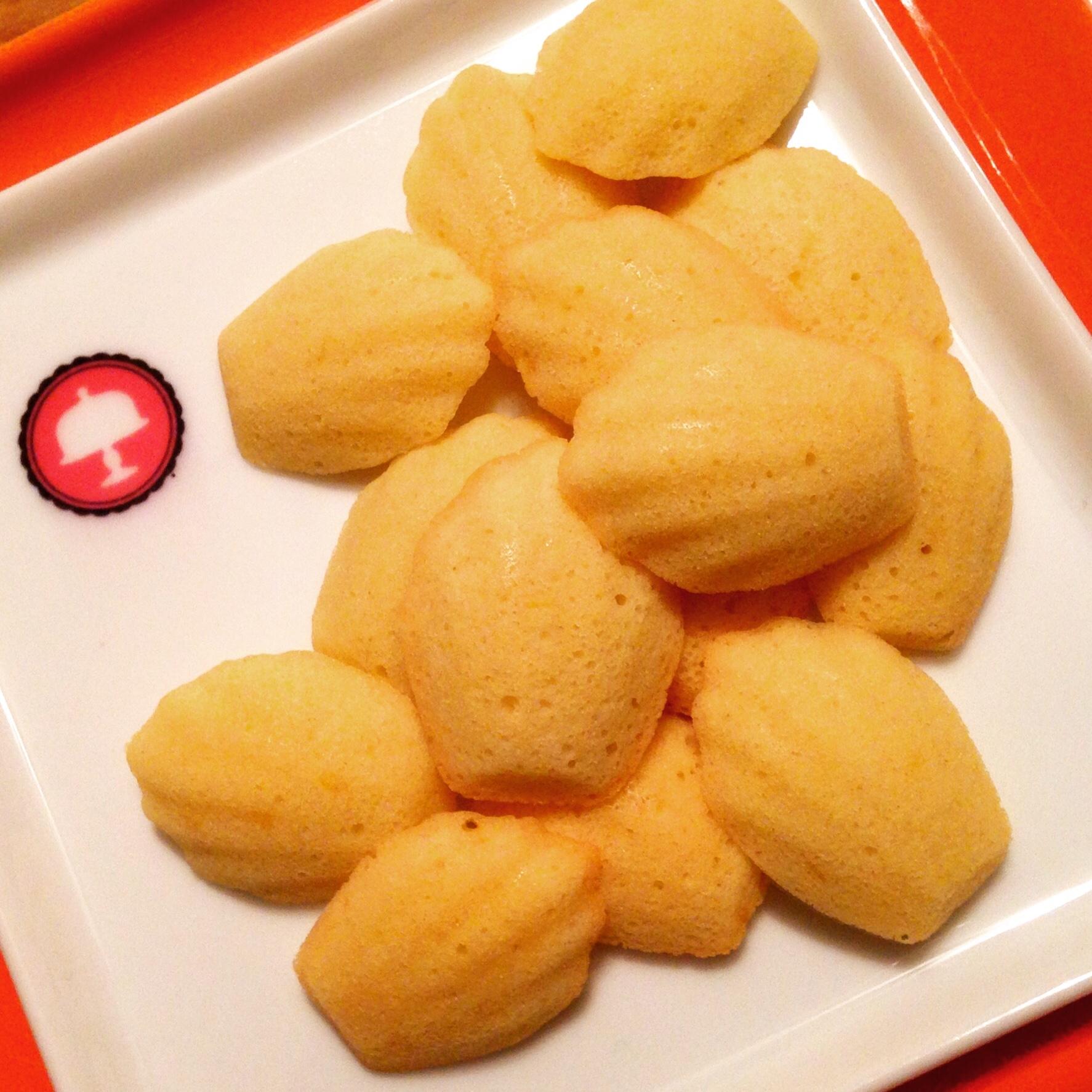 Lemon Madelines