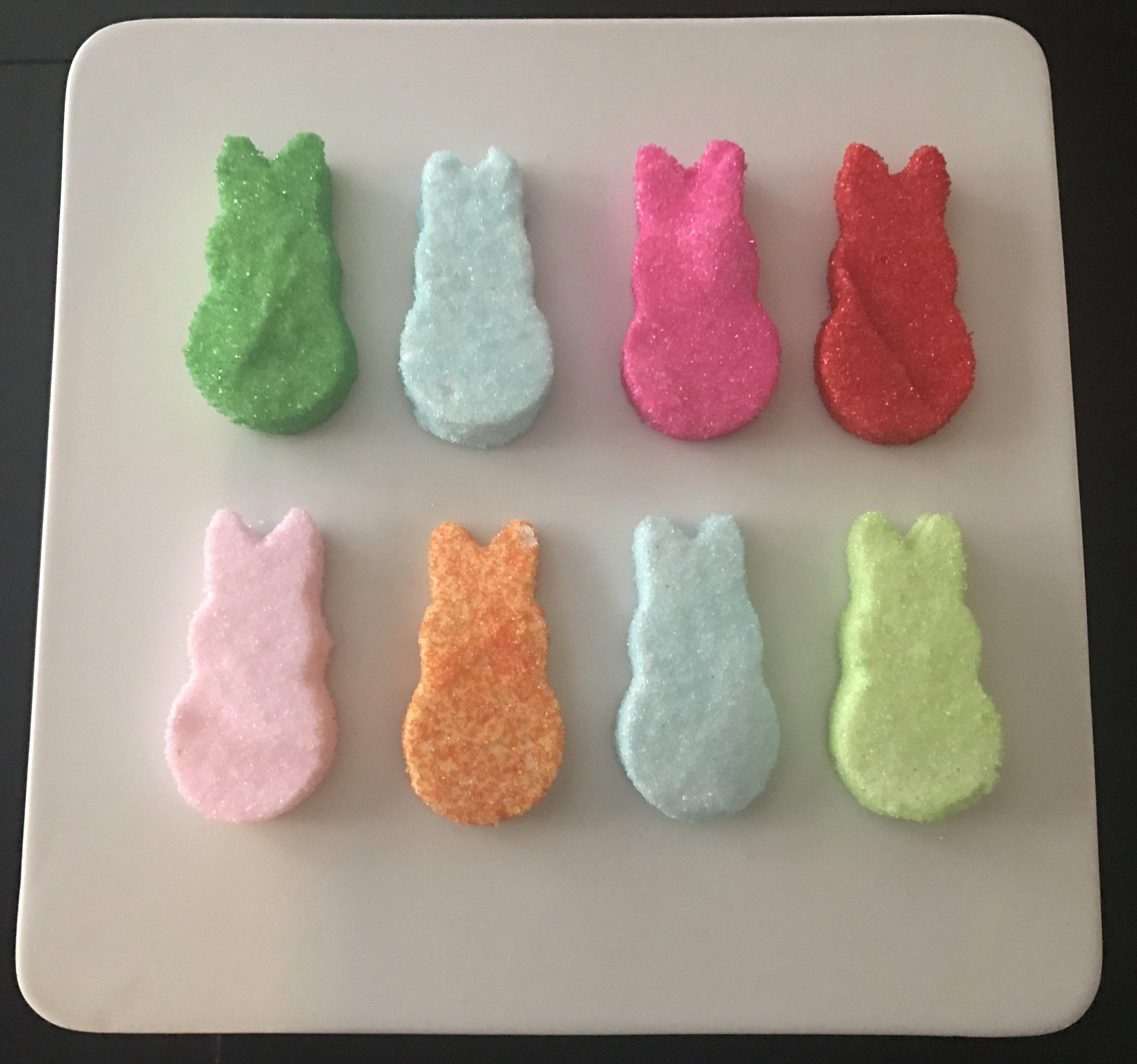 Easter Bunny Marshmallows