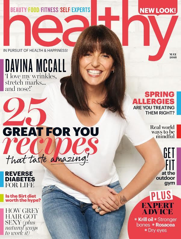 Louise Shiels Sound Therapist featured in Healthy Magazine
