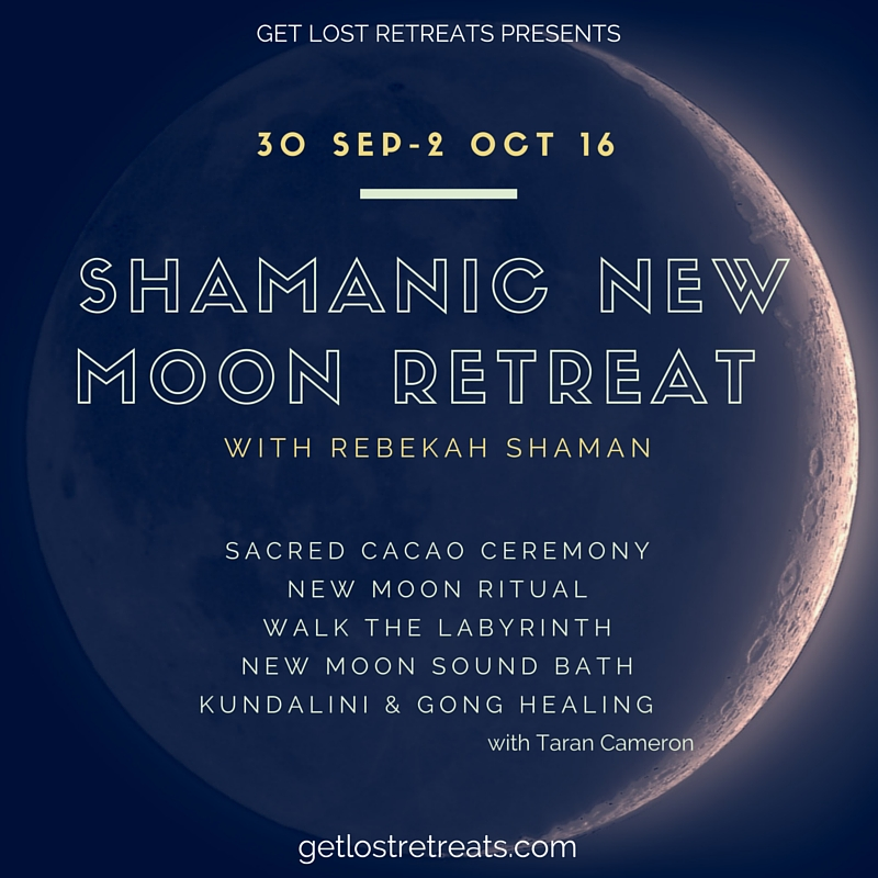 Shamanic Retreat with Rebekah Shaman