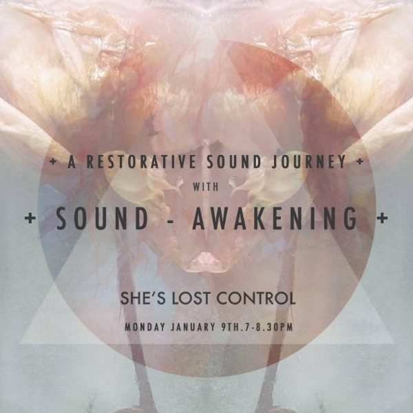 Sound Journey with Louise Shiels Sound Awakening