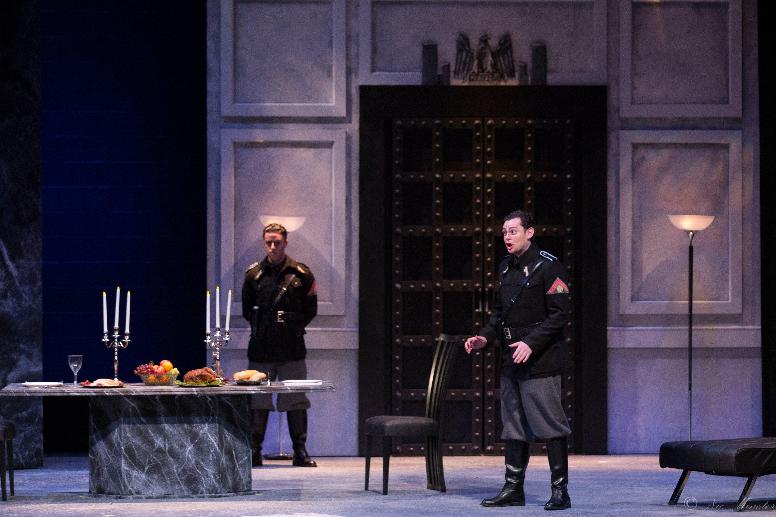 Tosca with Finger Lakes Opera