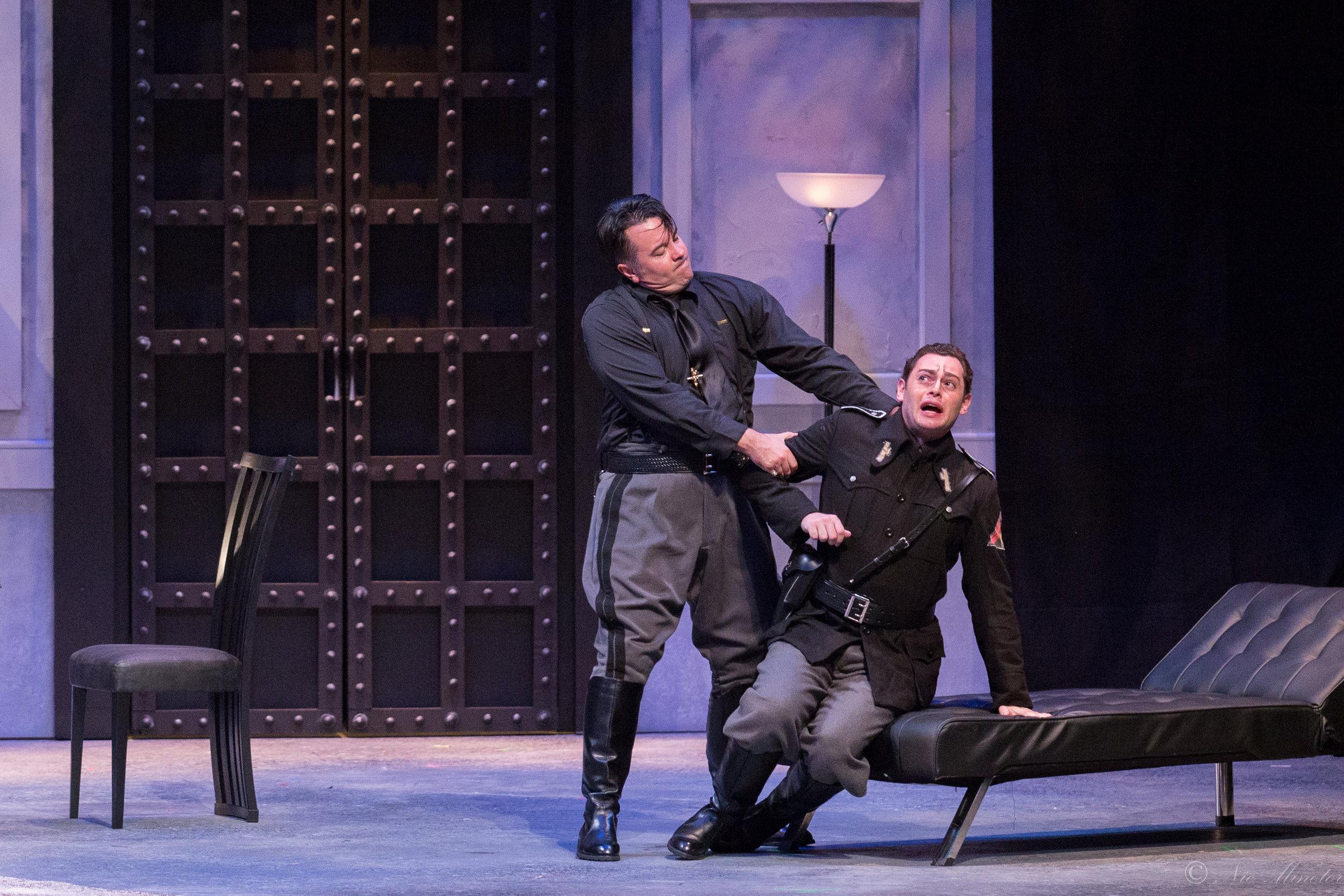 Tosca at Finger Lakes Opera