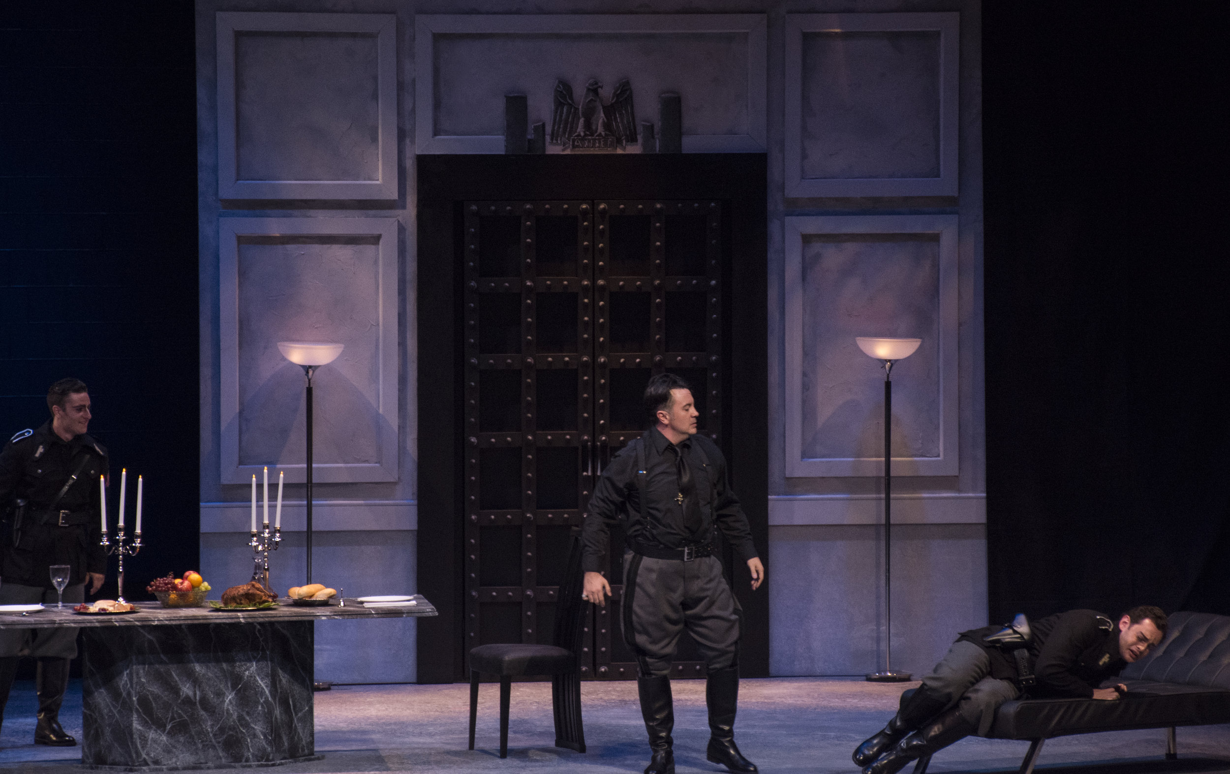 Tosca at Finger Lakes