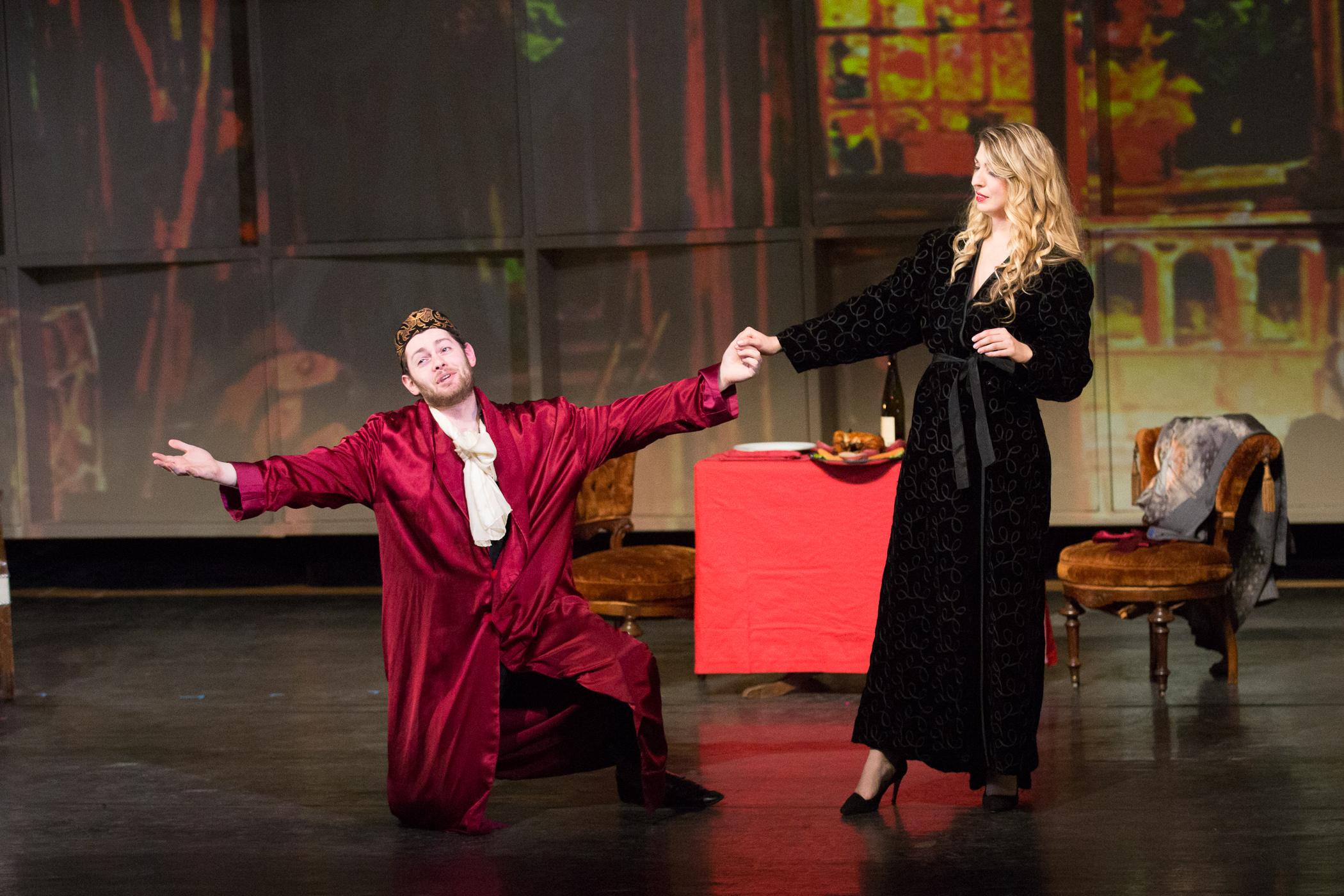 Die Fledermaus with Stony Brook Opera Theater