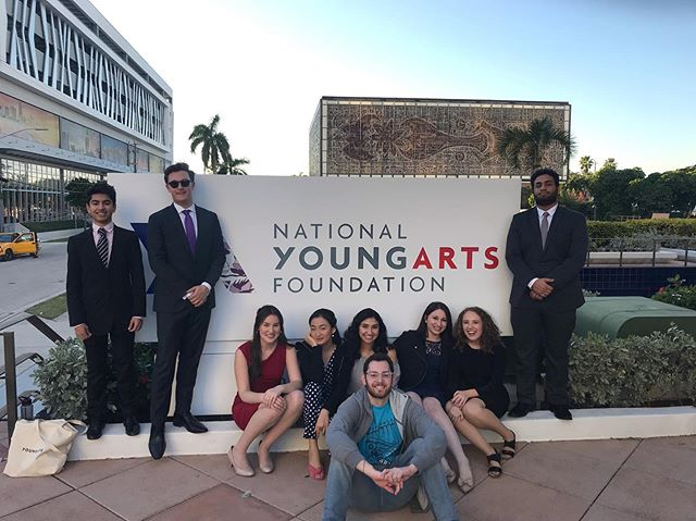 Today has been a crazy day but y'all knew I wasn't going to forget @youngarts awareness day! What can I say that I haven't said before? YoungArts has provided me with an ocean of support, love, inspiration, and purpose as I have begun to navigate my career. As a winner, as an alumnus, and now as an employee I feel there is no better organization out there that supports their people more than YoungArts. To all my educators out there if you want to learn more about this life changing program please don't hesitate to DM me! Applications are due October 11th and we want to make sure that your students have the opportunity to join this amazing network of artists and family of supporters who will be with them for the rest of their artistic careers! I decided to share this picture today, it was after all the 2019 finalists had their final adjudication. It was such a special moment to see all of them cheer, support and show love for each other and reminder of why I love this organization so much! #becauseofyoungarts • • • • #music #genre #song #songs #TagsForLikes #melody #myjam #newsong #lovethis #favoritesong #photooftheday #bumpin #repeat #listentothis #goodmusic #instamusic #opera #classicalmusic #livemusic #thevoice