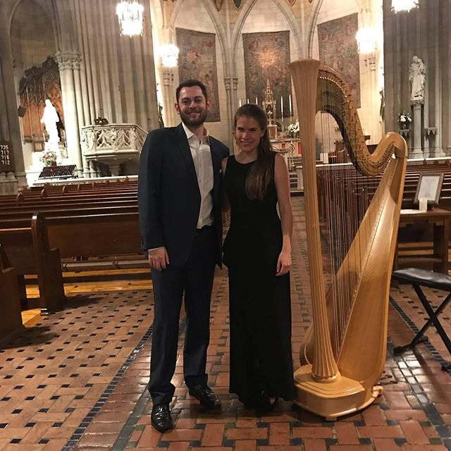Thank you to everyone who came out to our recital today! It was a privilege to perform in such a unique space with such an amazing audience! @refthimiou_harp • • • • •  #music #genre #song #songs #TagsForLikes #melody #myjam #newsong #lovethis #favoritesong #photooftheday #bumpin #repeat #listentothis #goodmusic #instamusic #opera #classicalmusic #livemusic #thevoice