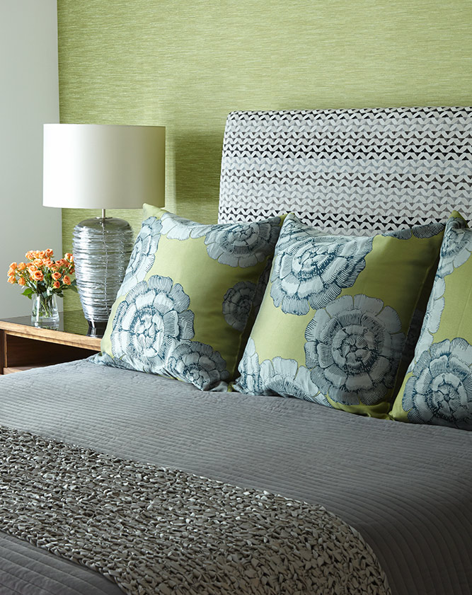 Huys Building Bedroom By Evelyn Benatar