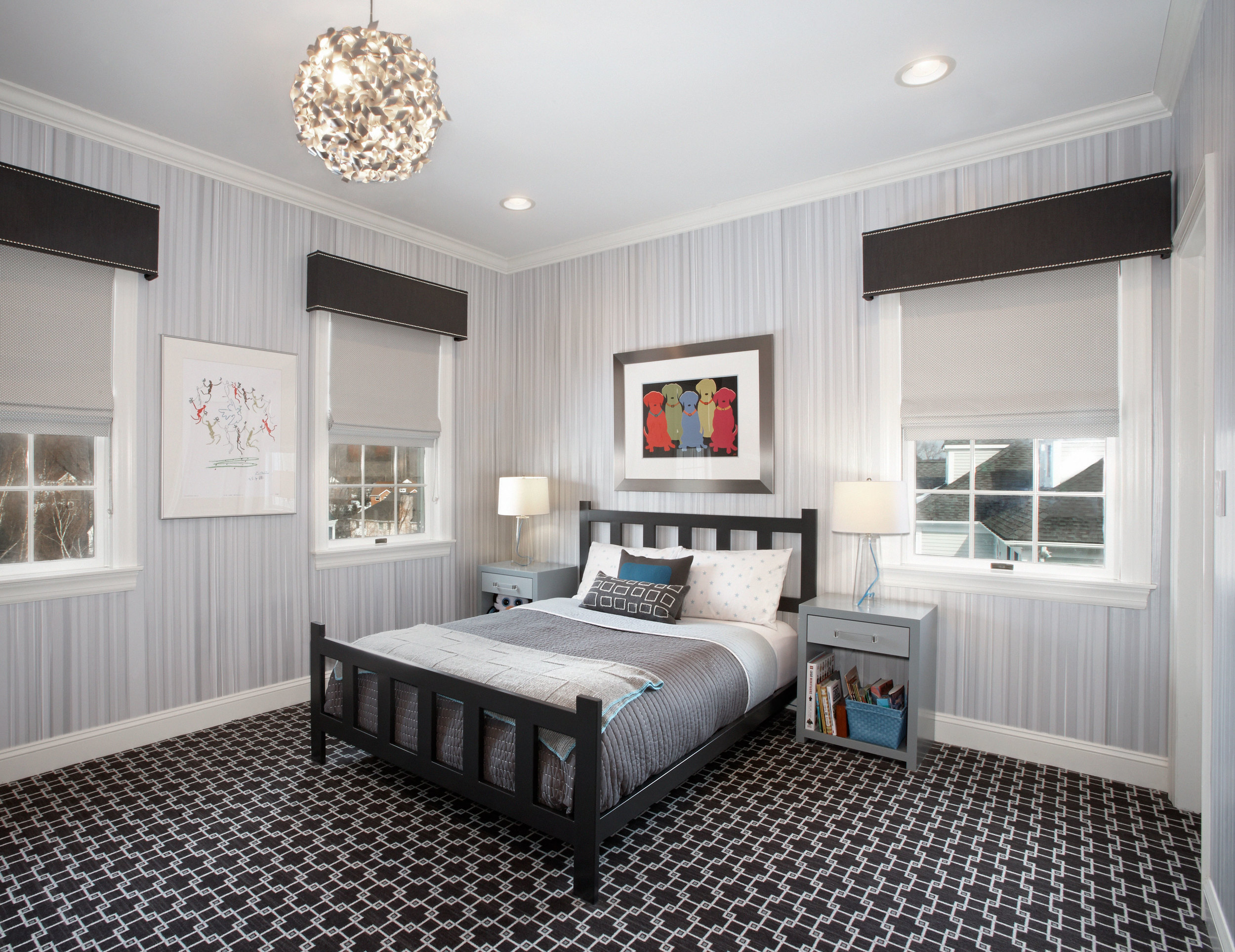 Kids Room Design in West Harrison NY by NYC designer Evelyn Benatar