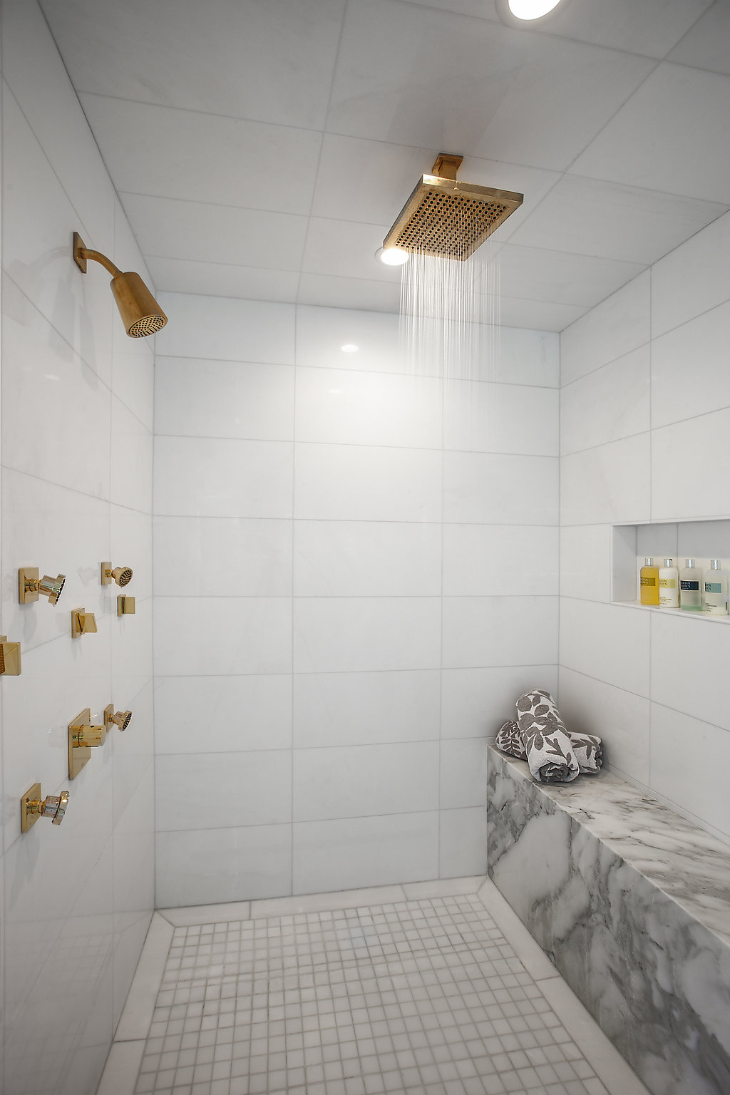 THE MASTER SHOWER