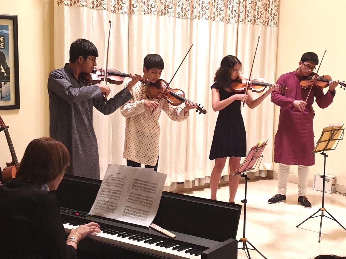 The Metropolitan School of Music | World class music school