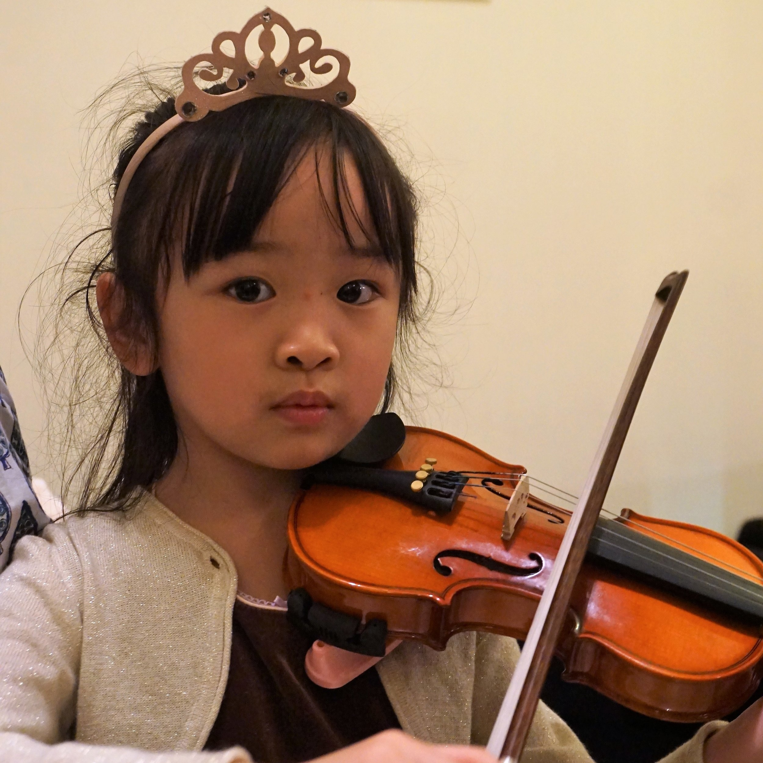 WU JIA LUN  (2018) Prep Test for Violin