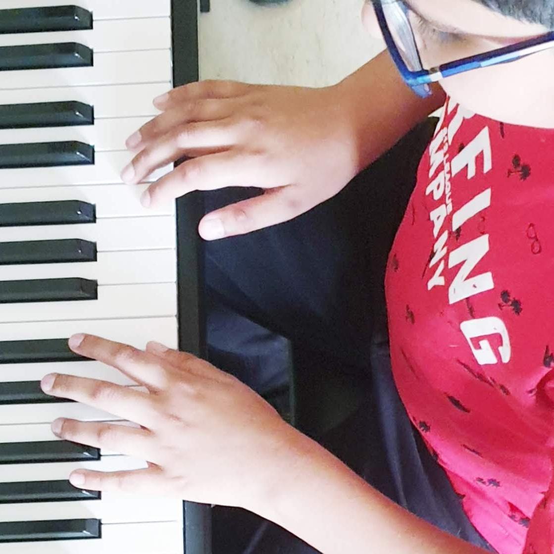 KARAN DAHIYA  (2017) Prep Test for Piano