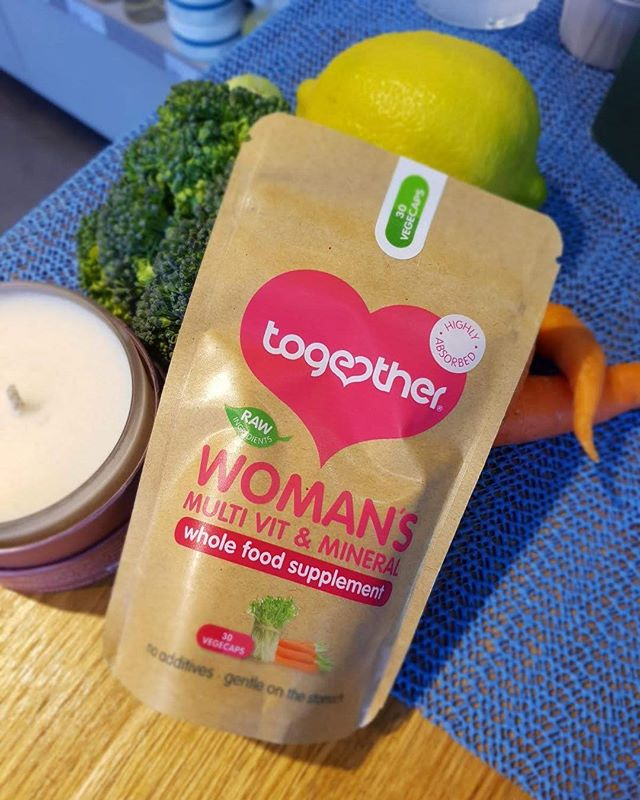 Ladies! This one is for you 💁🏼‍♀️ Specially developed for the unique needs of women, Woman's Multi is made from whole food, ocean source and plant based ingredients. 🌱🌊🥕🥦🍊🍋 Higher levels of iron, biotin, chromium and copper, all vitamins and minerals are in a whole food form, gentle on the stomach. ————————— #togetherhealth #togethersupplements #dietitianapproved #healthpromotion #womansmutli #womanssupplement #gentleonthestomach #wholefoods #oceanbased #plantbased #vegan #freefromadditives #easilyabsorbed #biotin #iron #copper #wholefoods #notfromisolate