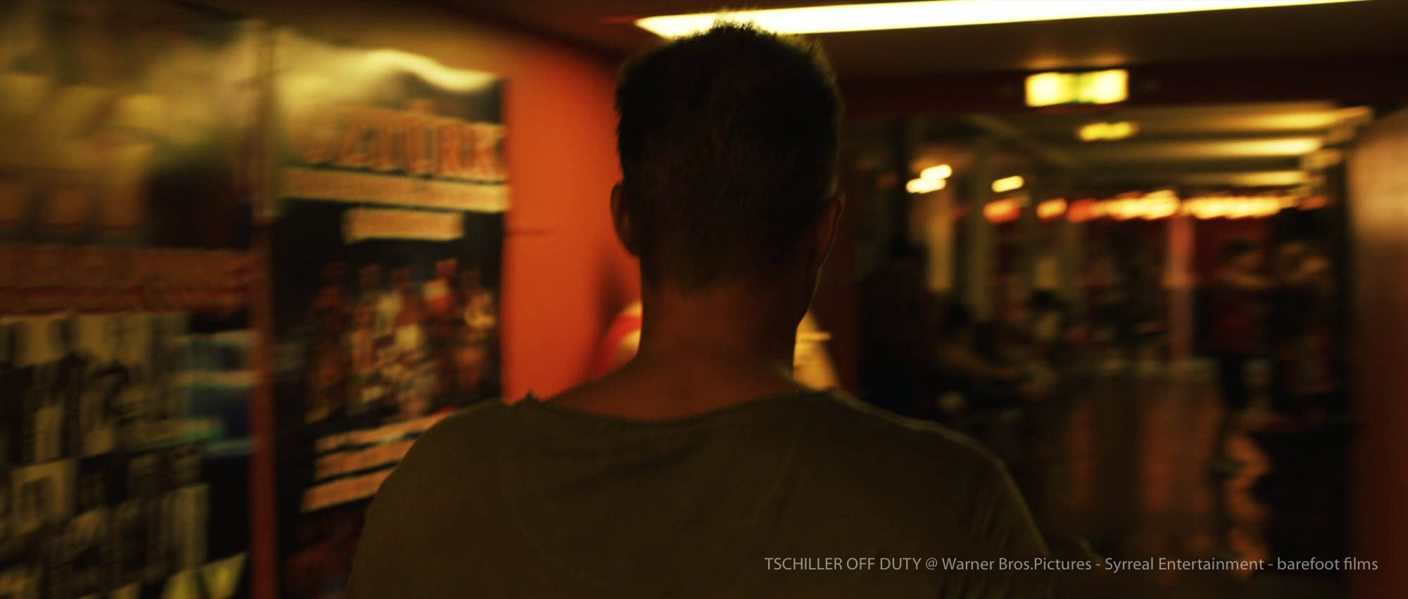 Tschiller off duty Regie Christian Alvart Til Schweiger Thomas FreudenthalSzenenbild Production Design Hamburg Germany