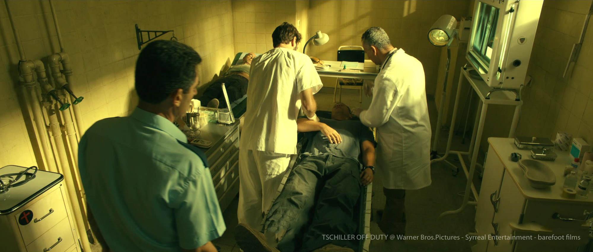 Tschiller off duty Regie Christian Alvart Til Schweiger Thomas Freudenthal Szenenbild Production Design Hamburg Germany Istanbul Moskau Moskow