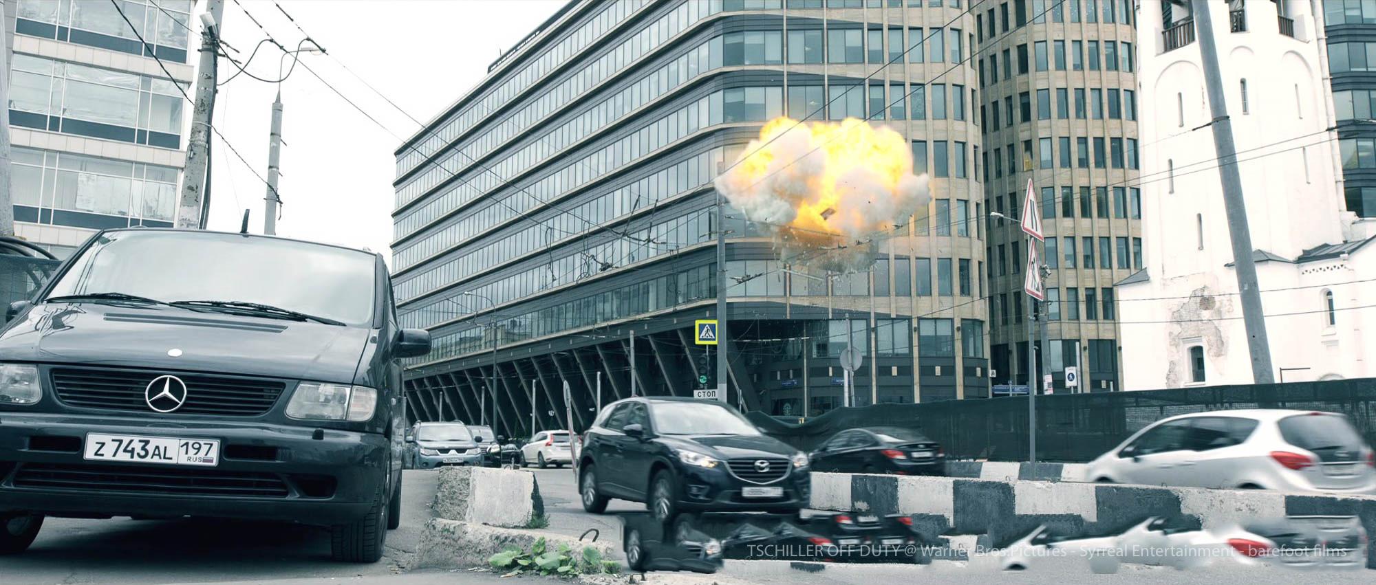 Tschiller off duty Regie Christian Alvart Til Schweiger Thomas Freudenthal Szenenbild Production Design Hamburg Berlin Germany Istanbul Moskau Moskow