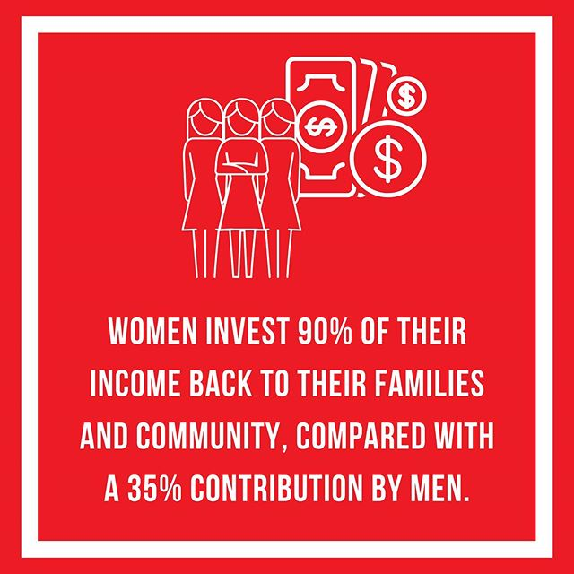 With that being said, it's pretty obvious what the smartest economic decision is. Instead women are paid less, and invest more. More specifically, black women are paid 53 sent to every one dollar that is made by a white man, no matter her level of education or experience. As women. It is time that we start to negotiate for ourselves and require more. And to our male allies, use your privilege to speak up on the behalf of women. For too long we have thanklessly worked twice as hard, It's time for us to get what we've earned. #blackwomensequalpayday • • • #womensimpactaccelerator #forwomenbywomen #girlboss #bossbabe #entrepreneur #womeninbusiness #motivation #love #smallbusiness #girlpower #femaleentrepreneur #bosslady #ladyboss #blackgirlmagic #inspiration #womensupportingwomen #womenempowerment #entrepreneurlife #womeninbiz #businesswoman #lifestyle #hustle #mompreneur #women #goals #instagood #girlgang #blackgirlmagic #startup #glassladdergroup