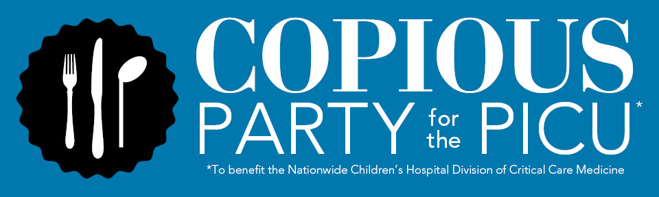 """Join us in The Loft at Copious with Sunny 95's Stacy McKay to support ongoing medical treatment and research at the """"Party for the PICU.""""Sample Copious' new summer menu, indulge in signature housemade cocktails and dance the night away with Top 40 pop and dance music from Shakin' and Stirred.  All net proceeds for the """"Party for the PICU"""" will benefit Nationwide Children's Hospital's Pediatric Intensive Care Unit allowing them to continue to offer unparalleled medical care to patients from infancy through adulthood who have, or are at high risk for, acutely life-threatening illnesses.  Tickets include two drink vouchers and unlimited seasonal bites."""
