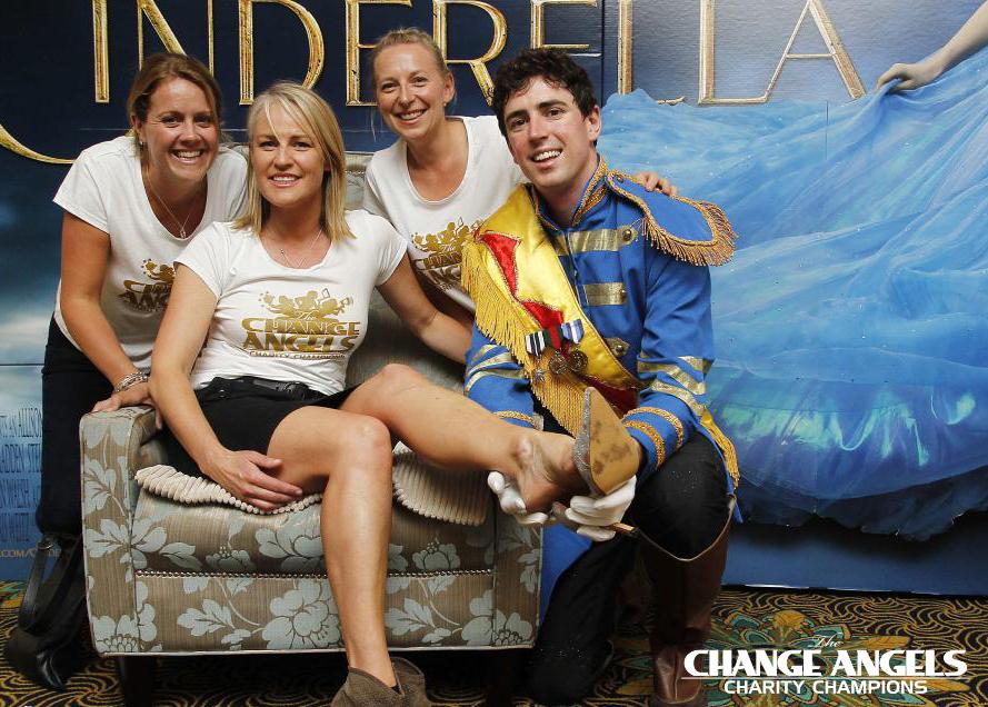 Screening of Cinderella Fundraiser.